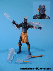 Ice Attack Frost Giant